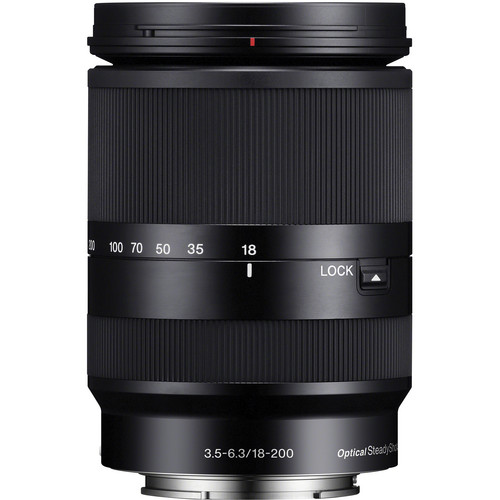 Ống kính Sony SEL18200LE