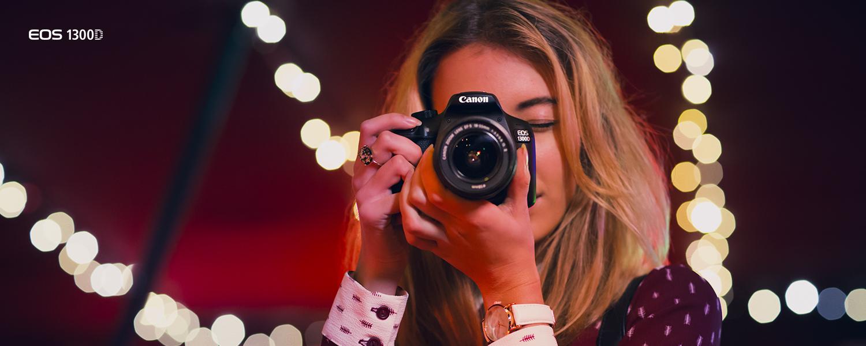 Multi Elektronik Kamera Dslr Canon Eos 1300d Lens Kit Ef S 18 55 Lensa Iii Wifi Selain Itu Pada Ini Juga Ditanamkan Banyak Teknologi Serupa Dengan Yang Ada Pendahulunya Untuk Memaksimalkan Pengumpulan Cahaya Pixel