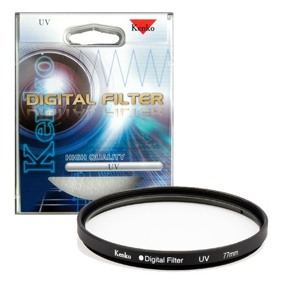 Kính lọc Kenko Filter Digital UV 77mm