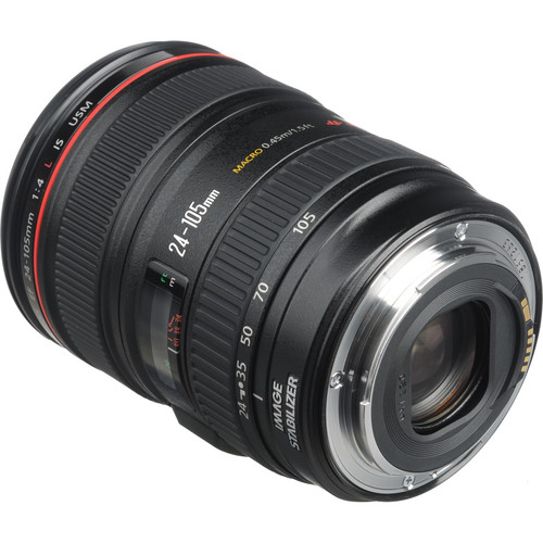 Canon Lens EF 24-105mmF/4L IS USM (White Box)