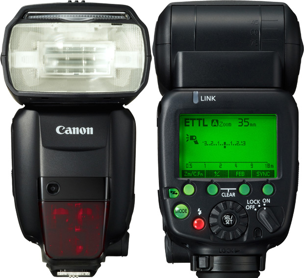 Đèn Flash Canon Speedlite 600 EX-RT