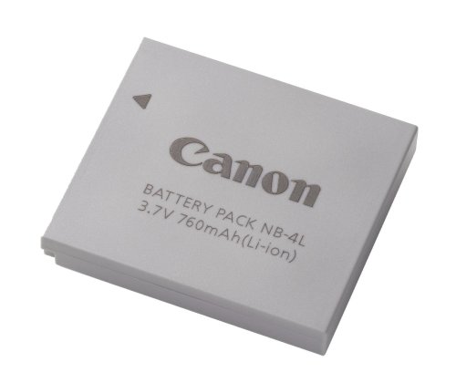 Pin Canon NB-4L