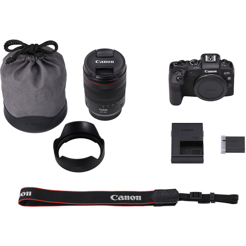 Canon EOS RP KIT Lens 24-105 IS USM