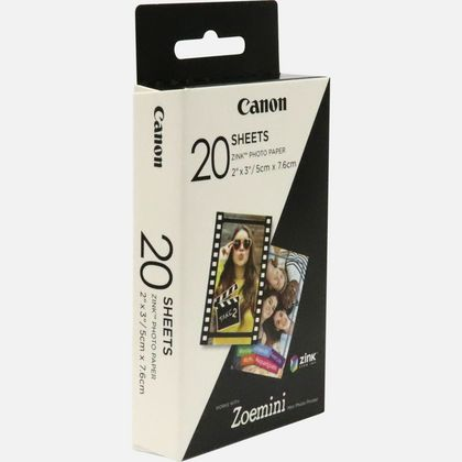 Hộp giấy Canon ZINK 20 TỜ