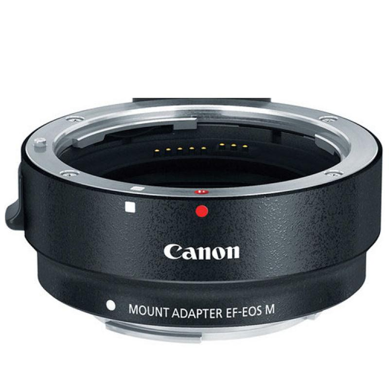 Ngàm Canon Mount Adapter EF-EOS M