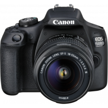 Canon EOS 1500D Kit Lens 18-55 IS II