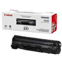 Mực in laser Canon 337 Black Toner Cartridge (EP-337)